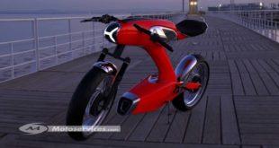 concept de Honda Super 90