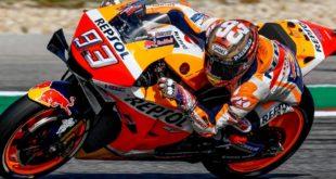 Moto GP 2010 en qualifs à Austin : Marquez sept sur sept !