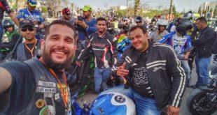 2ème Grand Rassemblement Motards à Sétif, le 26 avril 2019