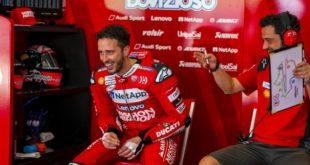 Moto GP 2019 à Jerez : 200ème anniversaire pour Dovizioso mais pas forcément sa fête !