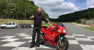 La moto classique de la semaine : Ducati 888