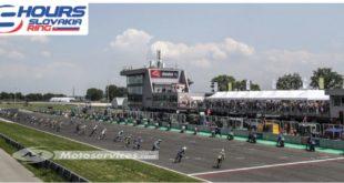 EWC 2019 - 8H de Slovaquie - La course
