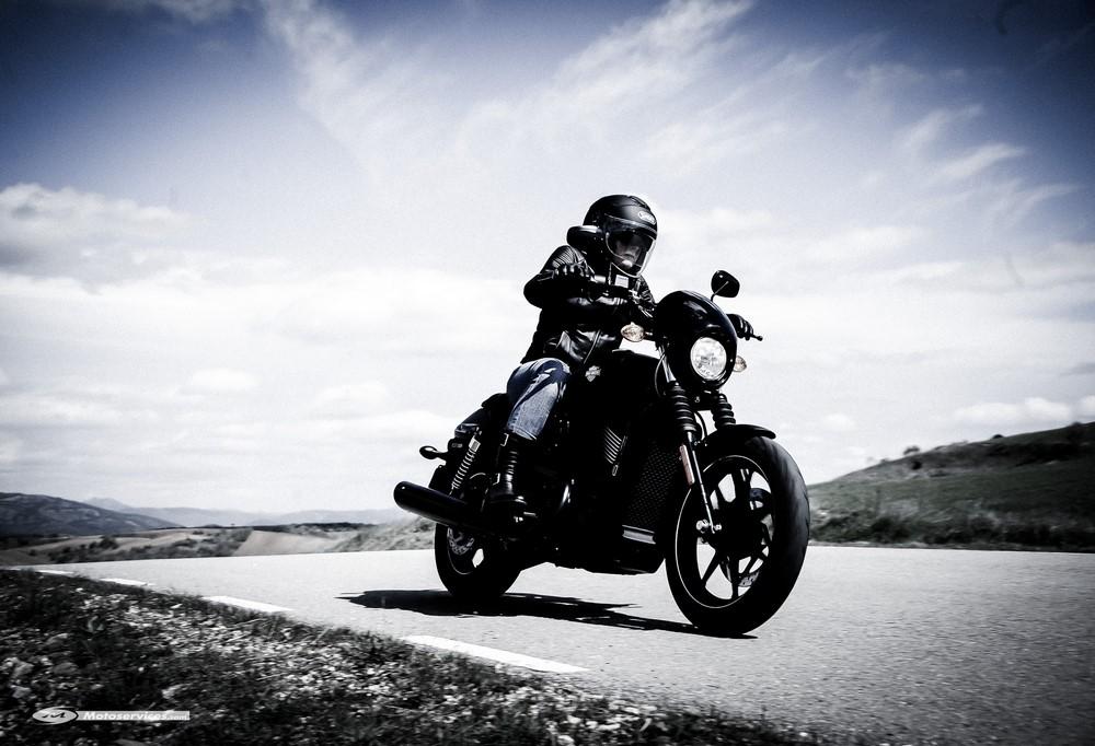Une Harley-Davidson de moins de 500 cm3 en 2020 ?