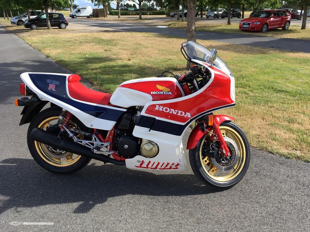 La moto classique de la semaine : Honda CB 1100 R