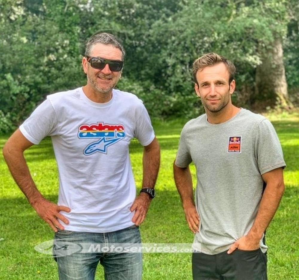 MotoGP 2019 : Jean Michel Bayle clarifie la situation avec Johann Zarco