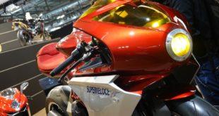MV Agusta Superveloce 800 : c'est pour 2020 !