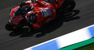 Moto GP 2019 à Jerez : vendredi pour Petrucci, Quartararo huitième temps !