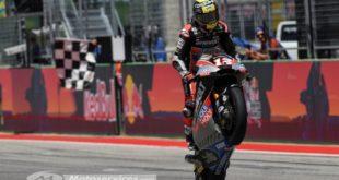 MotoGP 2019 : Dunlop apporte un nouveau pneu en Moto2 !