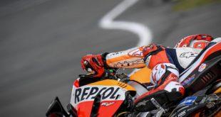 MotoGP 2019 en qualifs : Chute et pole de Marquez, qui égale le record de Rossi !