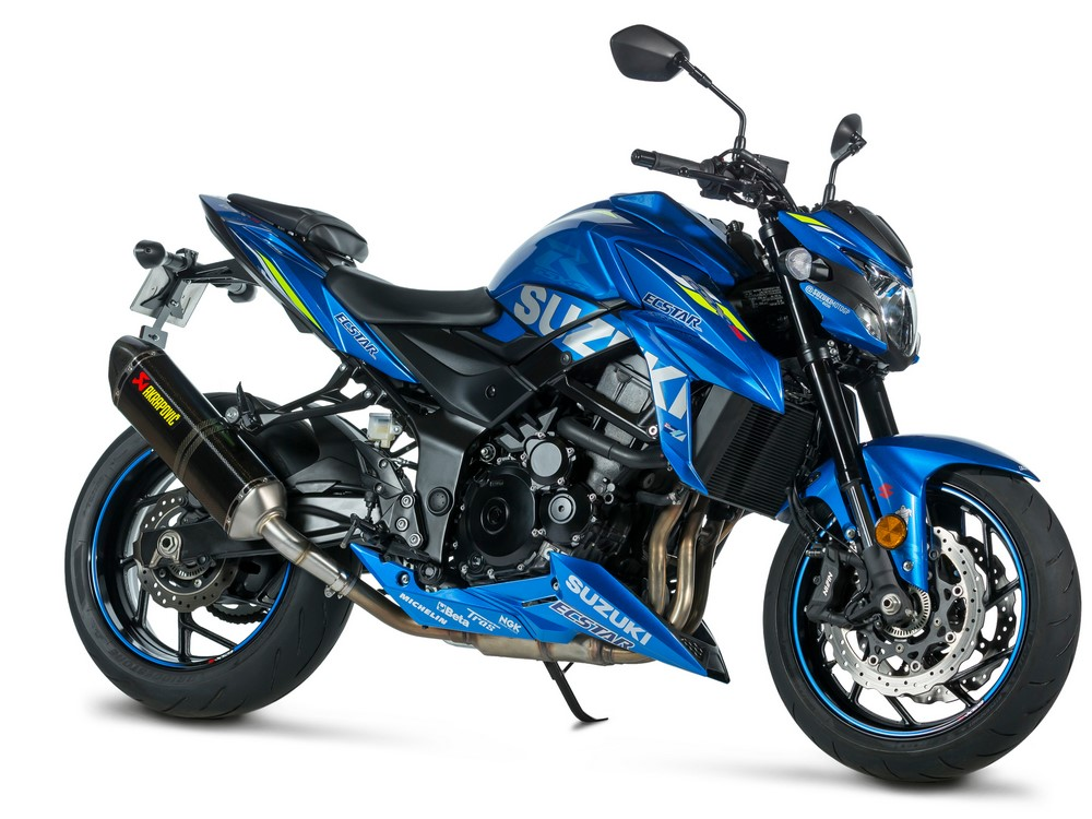 Suzuki GSX-S 750 A2 MotoGP : encore plus sportive