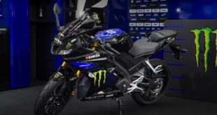YZF-R125 Monster Energy Yamaha MotoGP Edition 2019 : comme Rossi !