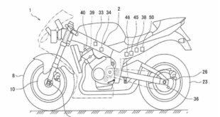 Un anti-wheeling sophistiqué sur la prochaine Yamaha R1 ?