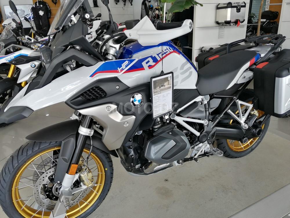 BMW Motorrad Algérie : ouverture des commandes pour la R 1250 GS HP !