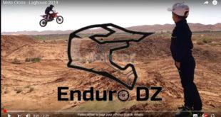 Vidéo : 1ère manche Championnat National de Moto-Cross (Laghouat)