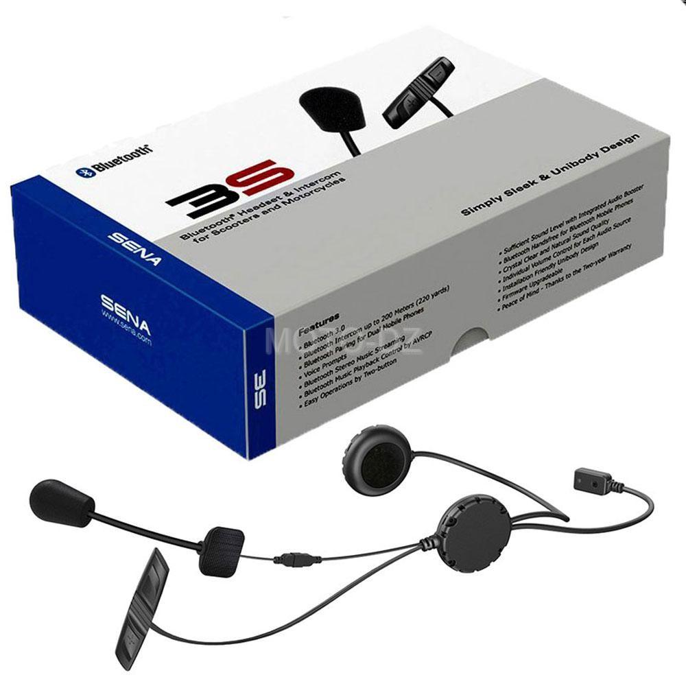 SENA 3S-WB, le Kit «Mains Libres» Bluetooth pour motard à 16.800 dinars
