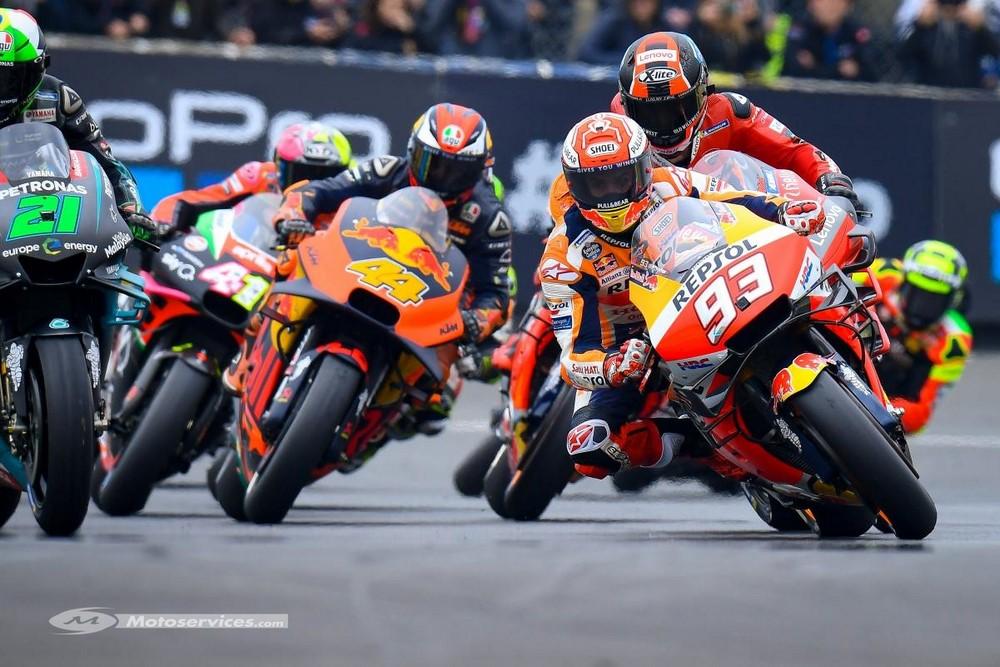 2022-2026 : le MotoGP nouveau va arriver …  avec rien de nouveau sauf plus de GP ...