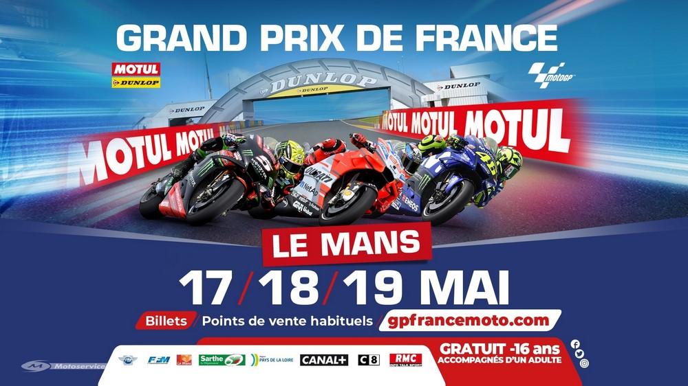 MotoGP 2019 au Bugatti : Les facilités pour le public.