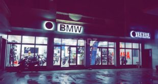 SERAY MOTO à Bordj El-Kiffan ou le showroom «Moto» exemplaire !