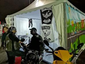 Stop Agressivité Routière : Opération Sécurités Routières aux Sablettes avec le CNPSR