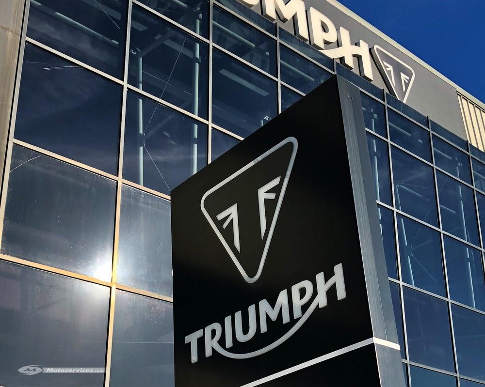 Projet TE-1 : Triumph met les doigts dans la prise !
