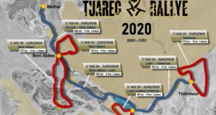 Rallye Tuareg 2020 : ouverture des inscriptions et détails du parcours