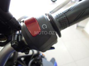 Yamaha Algérie : MT-03, détails, disponibilité et tarif 2019