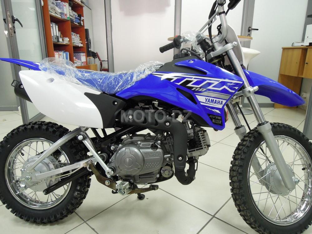 Yamaha TT-R 110 E est arrivée en concession Yamaha Algérie !