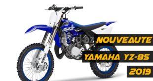 Yamaha Algérie : YZ 85 LW, détails, disponibilité et tarif 2019
