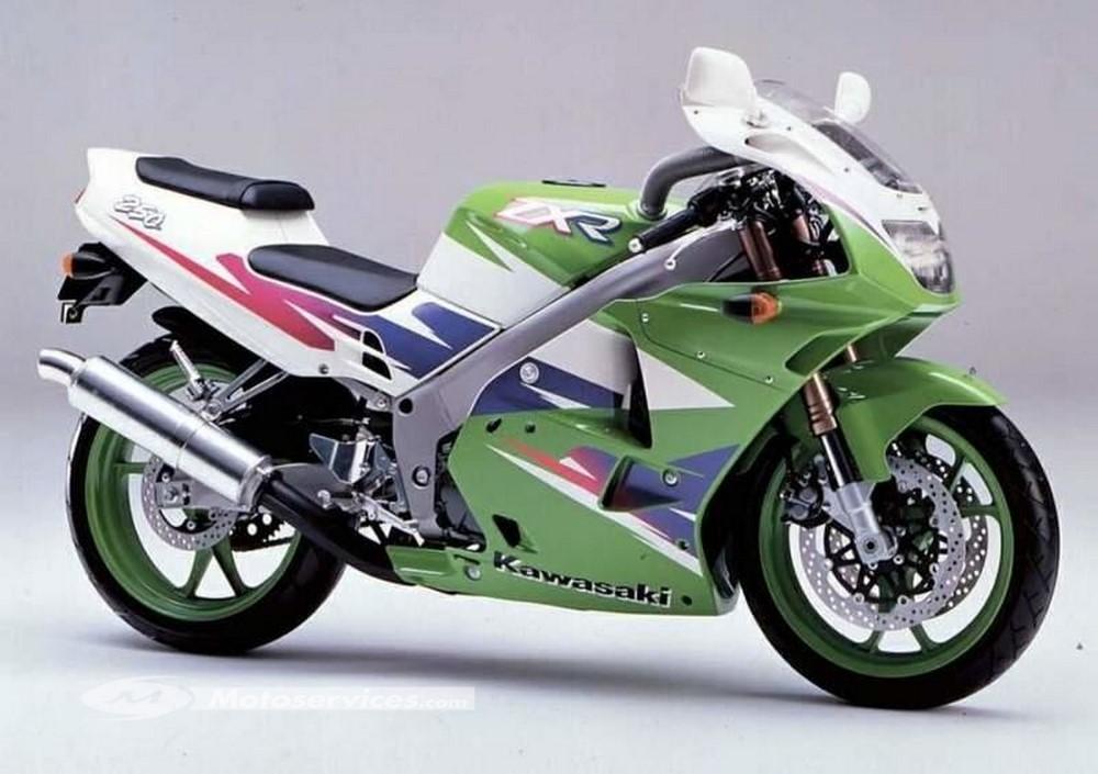 Le retour d'une 250 Kawasaki 4 cylindres ?