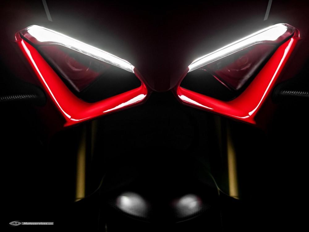 Ducati présentera sa Streetfighter V4 le 13 juin