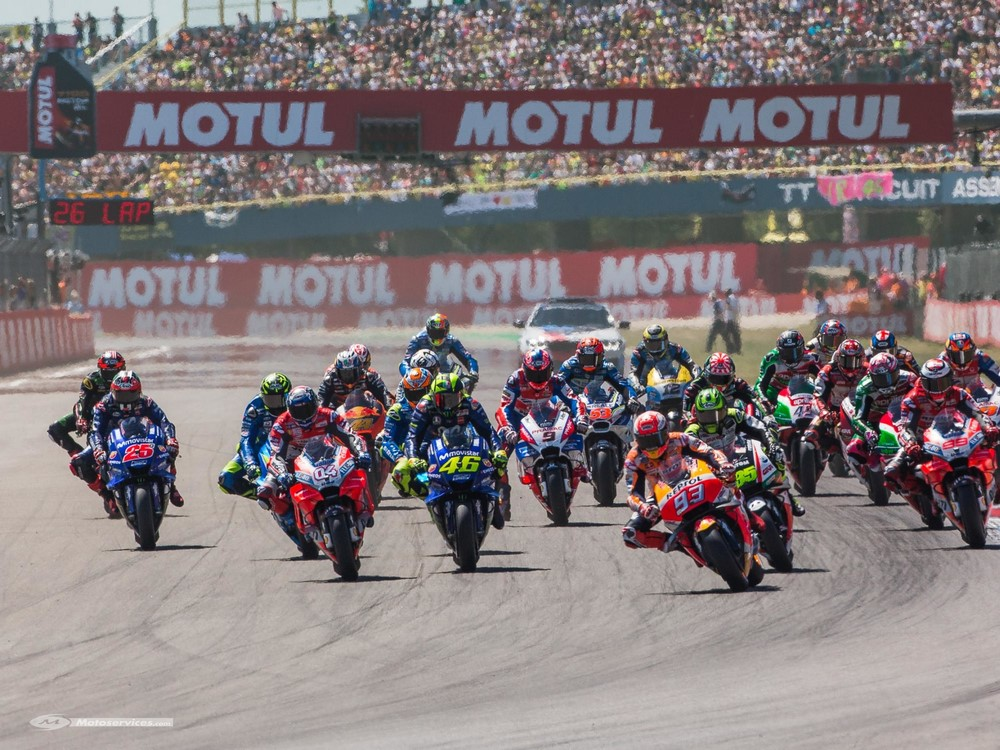 MotoGP 2019 à Assen : Attention circuit culte !