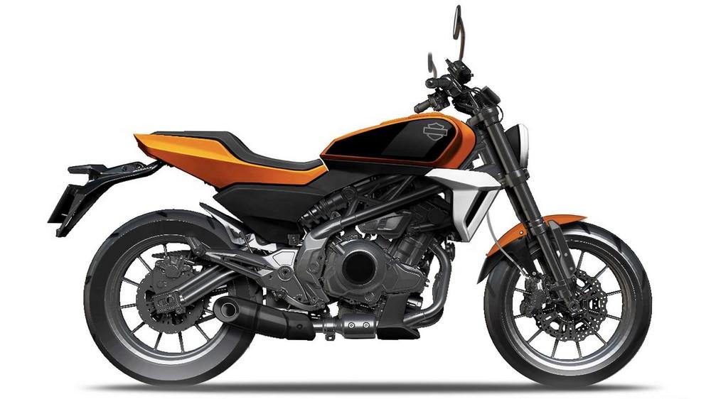 Une future Harley-Davidson 338 produite en Chine