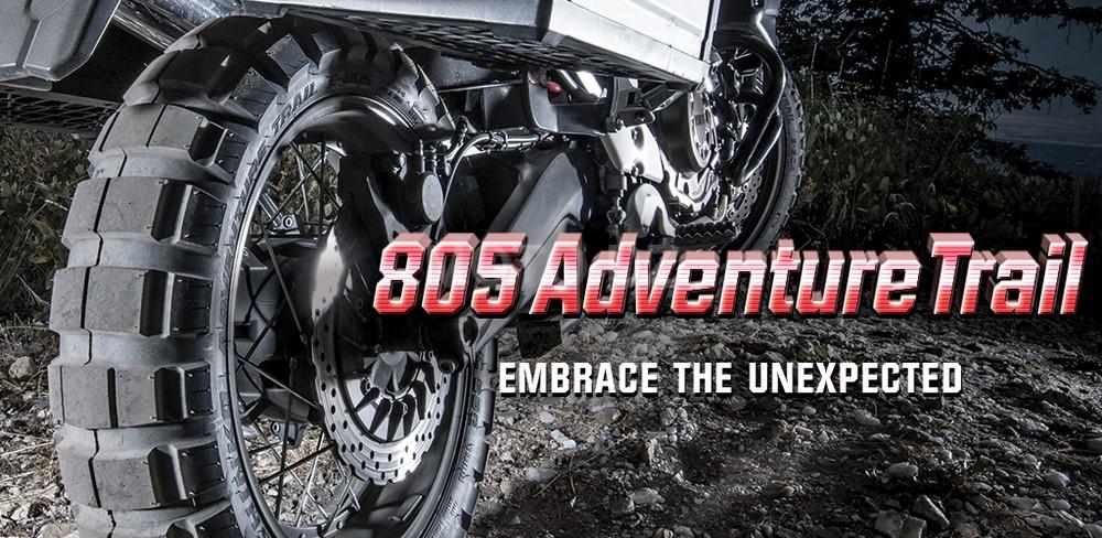 SHINKO Algérie : pneu Dual Sport Adventure Trail pour BMW R1200GS