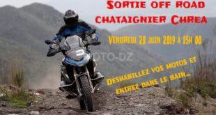 Sortie OFF-Road organisée par le club CMB Blida le 28 juin 2019