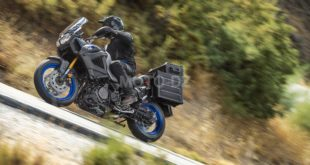 Yamaha Algérie : Super Ténéré XT1200 ZE disponible en concession