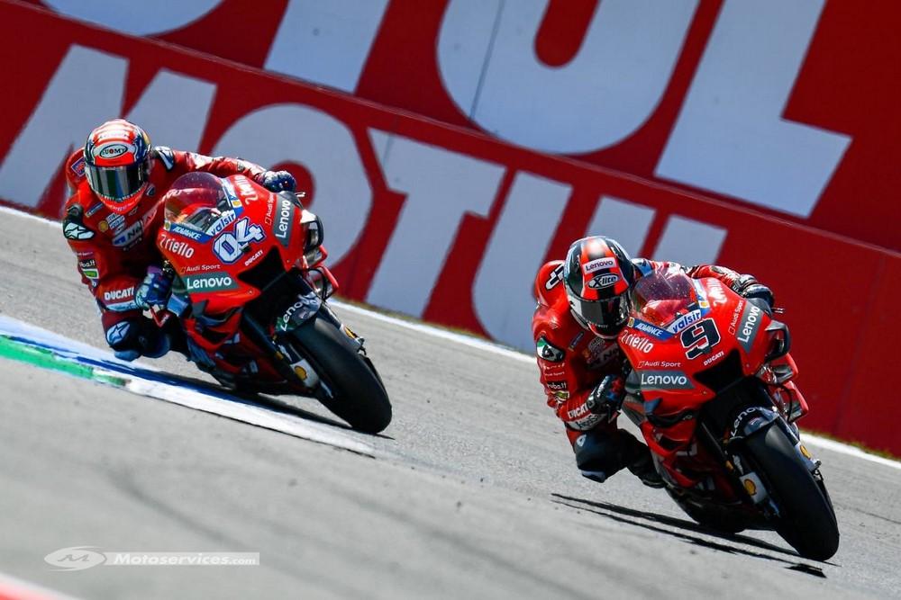 MotoGP 2019: Le blues de Dovizioso prêt à perdre un an pour que la Ducati « tourne » correctement