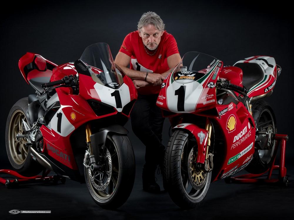 Ducati Panigale V4S 25° Anniversario 916