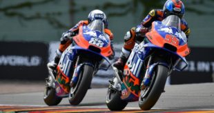 MotoGP 2019/2020 : Les changements se mettent en place chez KTM