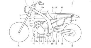 Kawasaki travaille sur une moto hybride