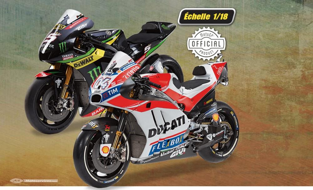 Le plateau du MotoGP dans votre salon !