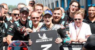 MotoGP 2021 : On s'arrache Quartararo !