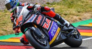 MotoGP 2019 : MotoE, la première sur sol humide pour Tuuli