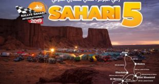 Rallye International Sahari 2019
