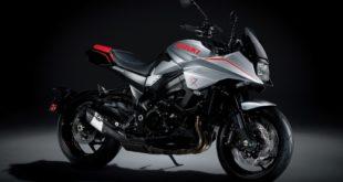 Suzuki annonce la Katana S
