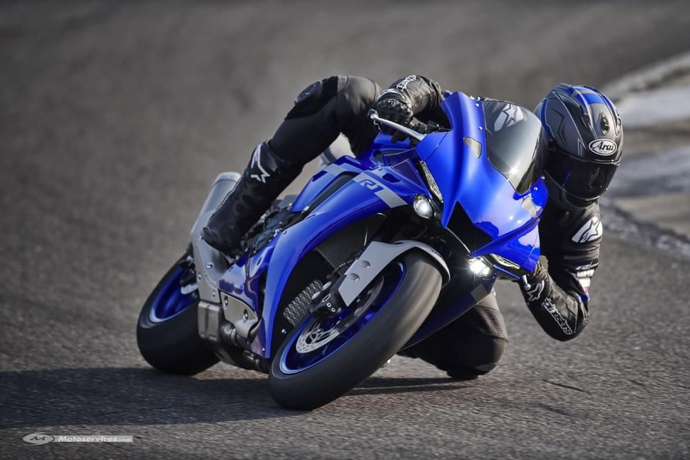 Nouvelles Yamaha YZF-R1 et R1M E5 2020
