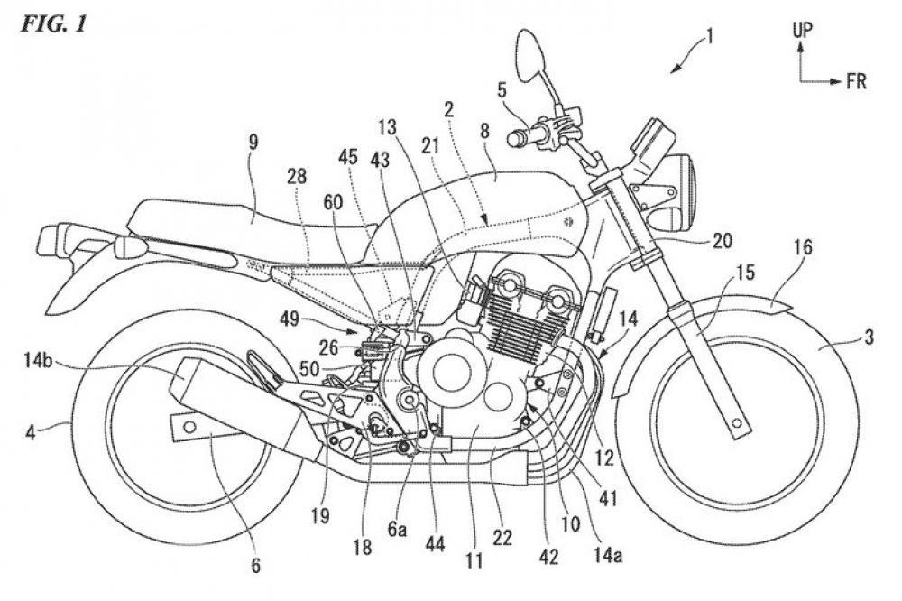 Une nouvelle Honda CB 1100 pour 2020