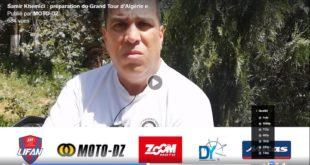 #Vidéo Samir Khemici (FB) : Participation au rallye de régularité de Sidi Bel Abbès