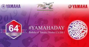 Yamaha Day : PROX4 fête le 64ème anniversaire de la marque au showroom de Sebala