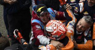 Alex Marquez chez Yamaha Petronas en 2021