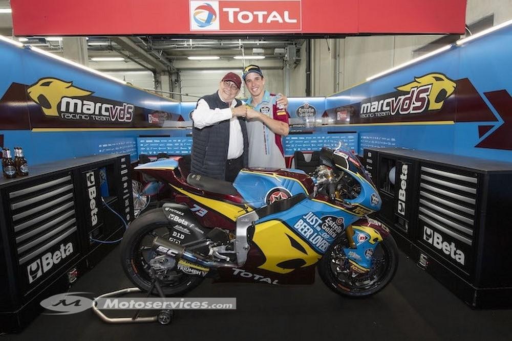 MotoGP 2020 : Alex Marquez signe avec Marc VDS pour la saison 2020 en Moto2